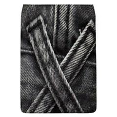Backdrop Belt Black Casual Closeup Flap Covers (l)