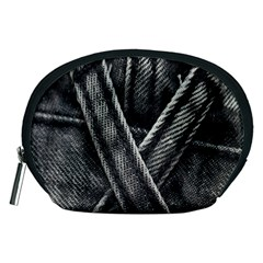 Backdrop Belt Black Casual Closeup Accessory Pouches (Medium)
