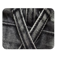 Backdrop Belt Black Casual Closeup Double Sided Flano Blanket (Large)
