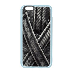 Backdrop Belt Black Casual Closeup Apple Seamless iPhone 6/6S Case (Color)