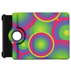 Background Colourful Circles Kindle Fire HD 7