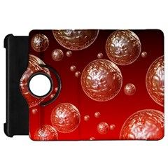 Background Red Blow Balls Deco Kindle Fire HD 7