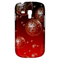Background Red Blow Balls Deco Galaxy S3 Mini