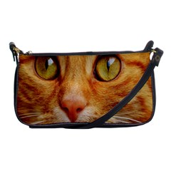 Cat Red Cute Mackerel Tiger Sweet Shoulder Clutch Bags