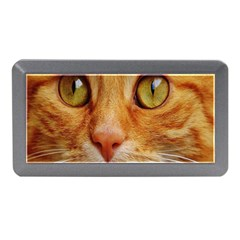 Cat Red Cute Mackerel Tiger Sweet Memory Card Reader (Mini)