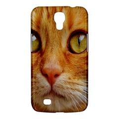 Cat Red Cute Mackerel Tiger Sweet Samsung Galaxy Mega 6.3  I9200 Hardshell Case