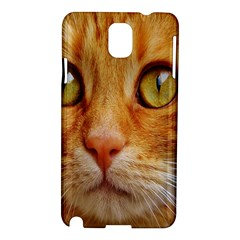 Cat Red Cute Mackerel Tiger Sweet Samsung Galaxy Note 3 N9005 Hardshell Case