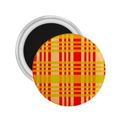 Check Pattern 2.25  Magnets
