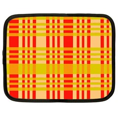 Check Pattern Netbook Case (Large)