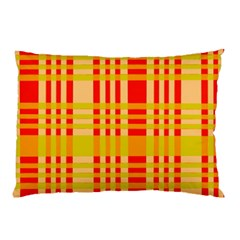 Check Pattern Pillow Case (Two Sides)