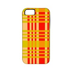 Check Pattern Apple iPhone 5 Classic Hardshell Case (PC+Silicone)