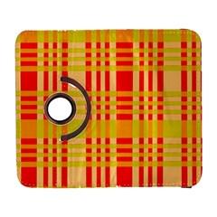 Check Pattern Galaxy S3 (Flip/Folio)