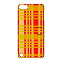 Check Pattern Apple Ipod Touch 5 Hardshell Case With Stand