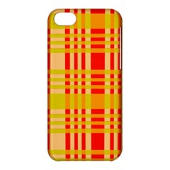 Check Pattern Apple iPhone 5C Hardshell Case