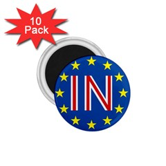 Britain Eu Remain 1.75  Magnets (10 pack)
