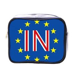 Britain Eu Remain Mini Toiletries Bags