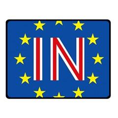 Britain Eu Remain Fleece Blanket (Small)