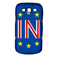 Britain Eu Remain Samsung Galaxy S III Classic Hardshell Case (PC+Silicone)