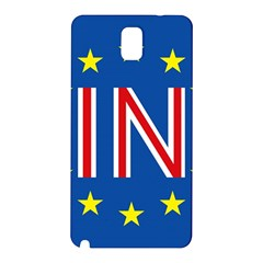 Britain Eu Remain Samsung Galaxy Note 3 N9005 Hardshell Back Case