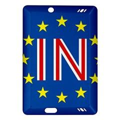 Britain Eu Remain Amazon Kindle Fire HD (2013) Hardshell Case
