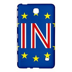 Britain Eu Remain Samsung Galaxy Tab 4 (7 ) Hardshell Case