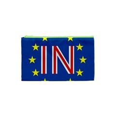 Britain Eu Remain Cosmetic Bag (XS)