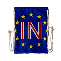 Britain Eu Remain Drawstring Bag (Small)