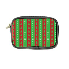 Christmas Tree Background Coin Purse