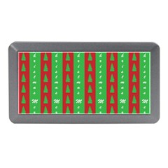 Christmas Tree Background Memory Card Reader (Mini)