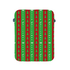 Christmas Tree Background Apple Ipad 2/3/4 Protective Soft Cases