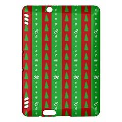 Christmas Tree Background Kindle Fire Hdx Hardshell Case