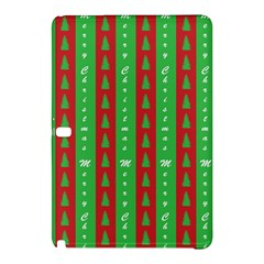 Christmas Tree Background Samsung Galaxy Tab Pro 12.2 Hardshell Case
