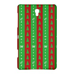 Christmas Tree Background Samsung Galaxy Tab S (8.4 ) Hardshell Case