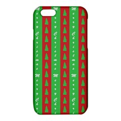 Christmas Tree Background iPhone 6/6S TPU Case