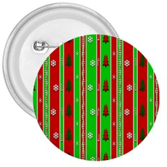 Christmas Paper Pattern 3  Buttons