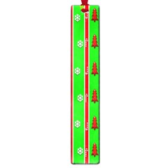 Christmas Paper Pattern Large Book Marks