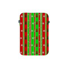 Christmas Paper Pattern Apple iPad Mini Protective Soft Cases