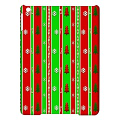 Christmas Paper Pattern iPad Air Hardshell Cases