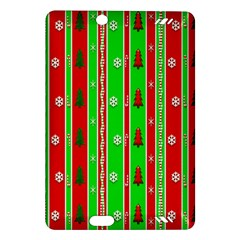 Christmas Paper Pattern Amazon Kindle Fire HD (2013) Hardshell Case
