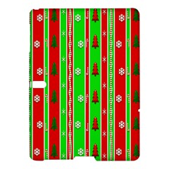 Christmas Paper Pattern Samsung Galaxy Tab S (10.5 ) Hardshell Case