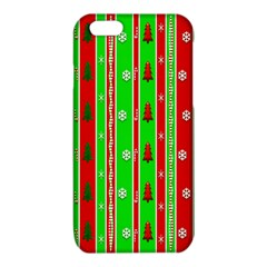 Christmas Paper Pattern iPhone 6/6S TPU Case