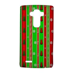 Christmas Paper Pattern LG G4 Hardshell Case