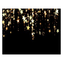 Christmas Star Advent Background Rectangular Jigsaw Puzzl