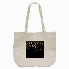 Christmas Star Advent Background Tote Bag (Cream)