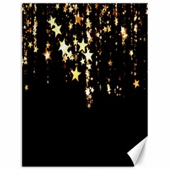 Christmas Star Advent Background Canvas 18  X 24
