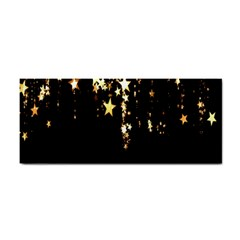 Christmas Star Advent Background Cosmetic Storage Cases