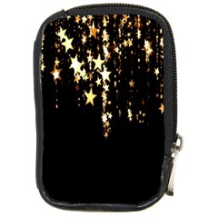 Christmas Star Advent Background Compact Camera Cases