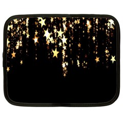 Christmas Star Advent Background Netbook Case (XXL)