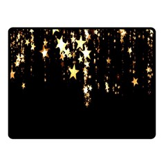 Christmas Star Advent Background Fleece Blanket (Small)