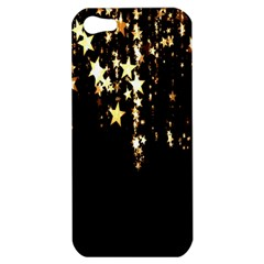 Christmas Star Advent Background Apple Iphone 5 Hardshell Case
